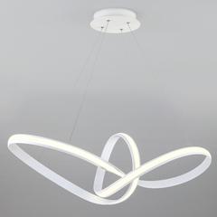 фото Подвесной светодиодный светильник 90174/1 белый