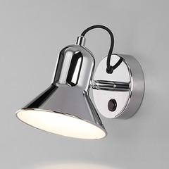 фото Настенный светильник с выключателем 20082/1 хром