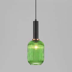 фото Подвесной светильник 50181/1 зеленый