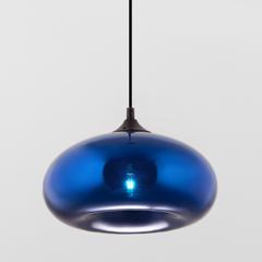фото Подвесной светильник 50166/1 синий