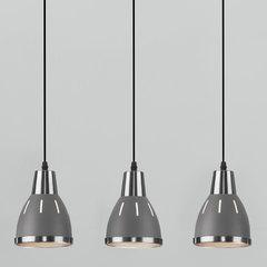 фото Подвесной светильник 50173/3 серый