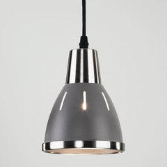 фото Подвесной светильник 50173/1 серый