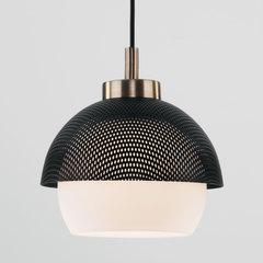 фото Подвесной светильник 50106/1 античная бронза/черный