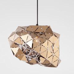 фото Подвесной светильник 50169/1 золото