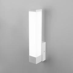 фото Jimy LED белый (настенный светодиодный светильник Jimy LED белый (MRL LED 1110)