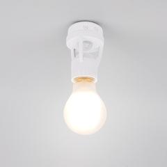 фото Инфракрасный датчик движения для ламп E27 SNS-M-15 6m 2-3.5m 60W E27 IP20 360 Белый SNS-M-15