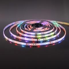 фото Светодиодная лента 5050 60Led 14,4W IP20 RGB