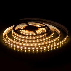 фото Лента светодиодная 60Led 14,4W IP65 3300K тёплый белый (5050 24V 60Led 14,4W IP65) 5050 60Led 14,4W IP65