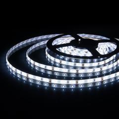 фото Лента светодиодная 60Led 4,8W IP65 6500K холодный белый (2835 24V 60Led 4,8W IP65) 2835 60Led 4,8W IP65