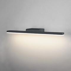 фото Protect LED чёрный настенный светодиодный светильник MRL LED 1111