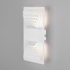 фото Onda LED белый  настенный светодиодный светильник MRL LED 1025