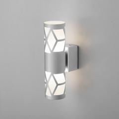 фото Fanc LED серебро настенный светодиодный светильник MRL LED 1023