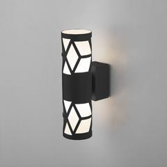 фото Fanc LED черный настенный светодиодный светильник MRL LED 1023