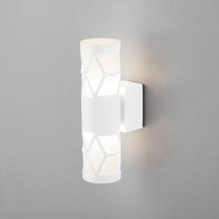 фото Fanc LED белый настенный светодиодный светильник MRL LED 1023