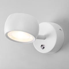 фото Oriol LED белый настенный светодиодный светильник MRL LED 1018
