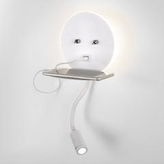 фото Lungo LED белый настенный светодиодный светильник MRL LED 1017