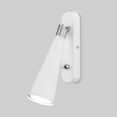 фото Horn GU10 SW белый настенный светильник MRL 1010