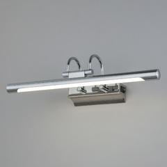 фото Flint Neo SW LED хром с выключателем настенный светодиодный светильник MRL LED 1022