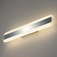 фото Ivata LED хром настенный светодиодный светильник MRL LED 1085