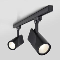 фото Светильник потолочный светодиодный Vista Черный 32W 4200K LTB16