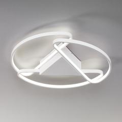 фото Потолочный светодиодный светильник с пультом управления 90232/3 белый