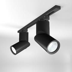фото Светильник потолочный светодиодный Corner Черный 15W 4200K LTB33
