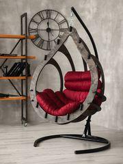 фото Подвесное кресло-кокон SEMERA цвет Эбеновое дерево