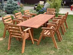 фото Набор садовый АИДА (стол + 8 стульев)