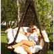 Фото №4 Кресло - гамак CARTAGENA коричневый