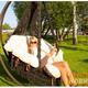 Фото №5 Кресло - гамак CARTAGENA коричневый