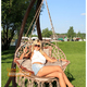Фото №8 Кресло - гамак ARUBA (полиамид бежевый)