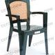 Фото №2 Кресло пластиковое Турин (Турция)