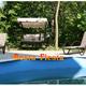 Фото №7 Подвесные садовые качели WAVE