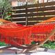 """Фото №5 Гамак """"KOLOMBUS"""" orange (двухместный)"""