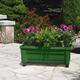 Фото №2 «Калипсо» ящик для растений 37393