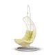 Фото №2 Подвесное кресло ВИШИ из искусственного ротанга