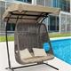 """Фото №2 Подвесное кресло для двоих """"Canopy"""""""