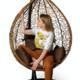 Фото №5 Подвесное кресло SEVILLA + каркас