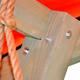 Фото №5 Деревянные садовые качели Авола