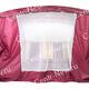 Фото №4 Тент-шатер для садовых качелей (с дугообразной крышей)