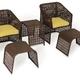 Фото №3 Комплект мебели для отдыха ЛУИЗИАНА