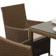 Фото №2 Обеденный комплект с креслами КАПРИ