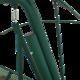 Фото №3 Садовые качели четырехместные ЭДЕМ ЛЮКС 76 (зеленый каркас)