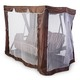 Фото №12 Тент-шатер для садовых качелей (с прямой крышей)