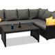 Фото №4 Комплект мебели ФИДЖИ угловой со столом