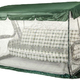 Фото №4 Тент крыша + москитная сетка для садовых качелей Капри