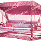 Фото №2 Москитная сетка на молнии для садовых качелей Родео и Орбита