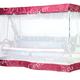 Фото №5 Чехол-москитная сетка 2в1 для садовых качелей Элит (с прямой крышей)