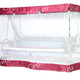 Фото №5 Чехол-москитная сетка 2в1 для садовых качелей 76-е с прямой крышей)
