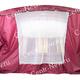Фото №2 Тент-шатер для садовых качелей Палермо Премиум (с дугообразной крышей)